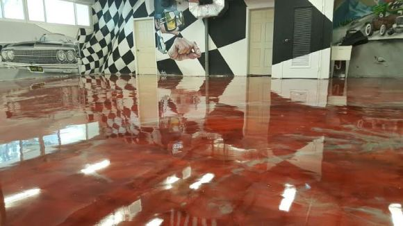 Epoxy Red Mix9