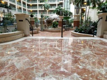 sheraton-suites-hotel-marble-restoration