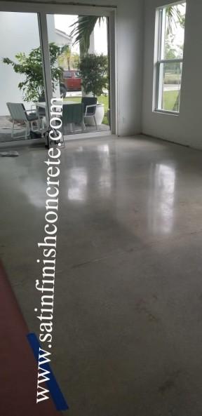 polished concrete florida